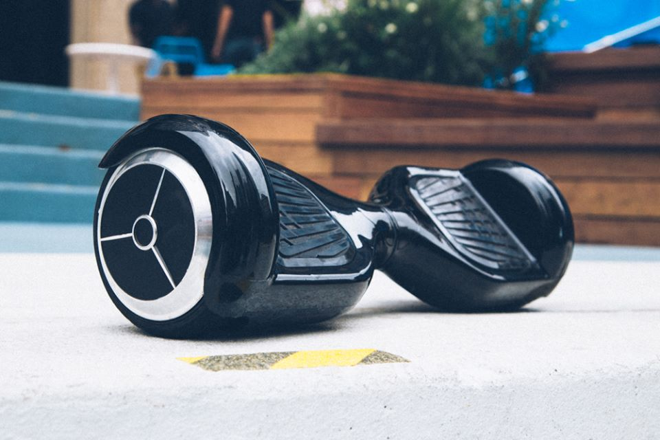 hoverboard features
