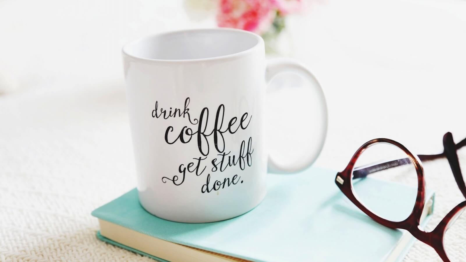hilarious coffee mug - feature