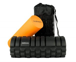 gym essentials - foam roller