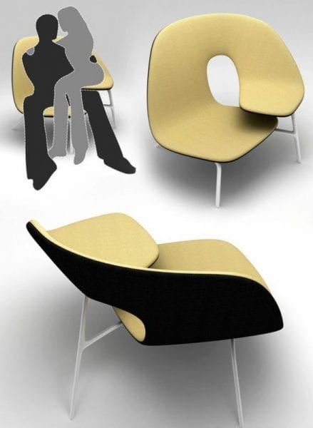 The Hug Chair By Illian Millinov