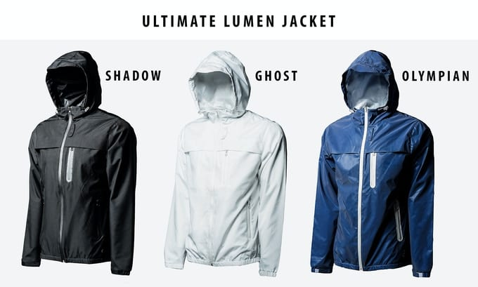 Ultimate Lumen Jacket: Kickstarter Original Project