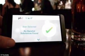 PD.ID: Date Rape Drug Detector