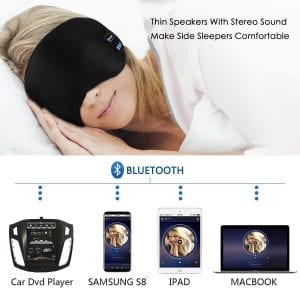 flight essentials - bluetooth mask