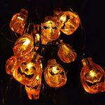 Outdoor Halloween Lights on Amazon