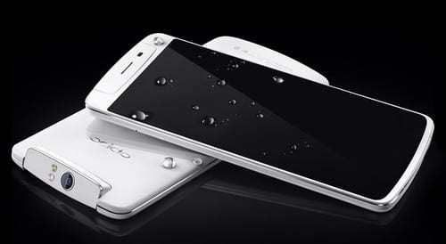 Oppo's Limited Edition CyanogenMod Shipping in December