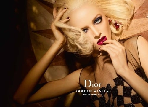 Dior Golden Winter Make-Up Collection