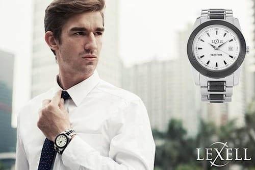 Kickstarter Project: Lexell Stone Watches