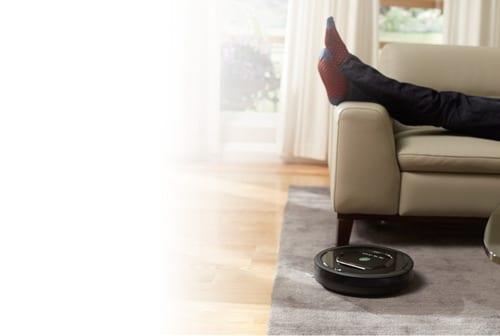 iRobot Roomba 800 Vacuum Cleaning Robot