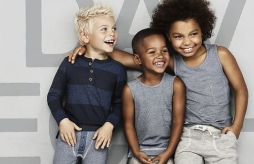 David Beckham Kid's Line for H&M