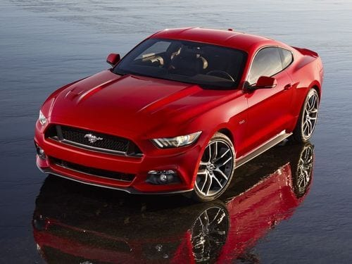 Mustang Ford 2015