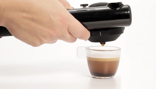 Make Coffee As You Go With The Handpresso Press