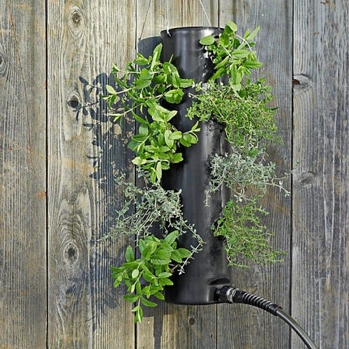 Polanter Vertical Pole Planter