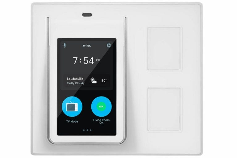 Wink Relay- Smart home without your smartphone