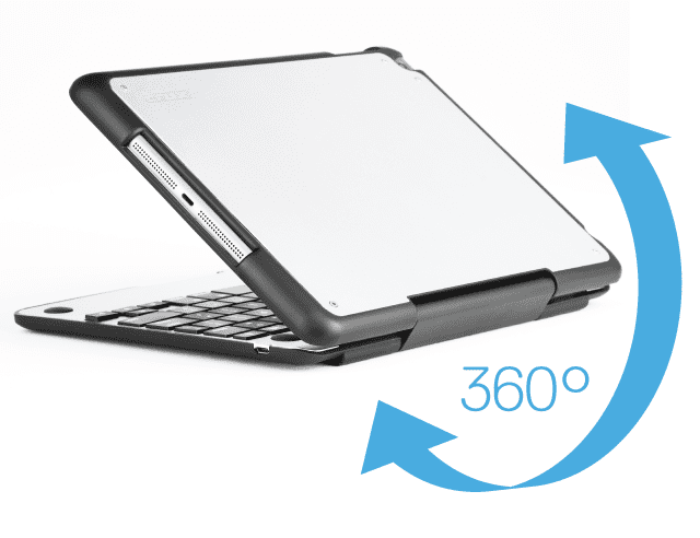 CruxENCORE Case Transforms Your iPad Into A Laptop