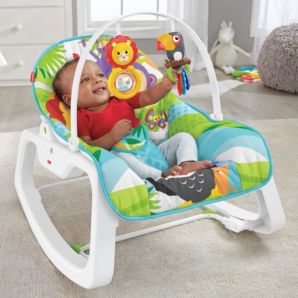 The Best Automatic Baby Rocker Options